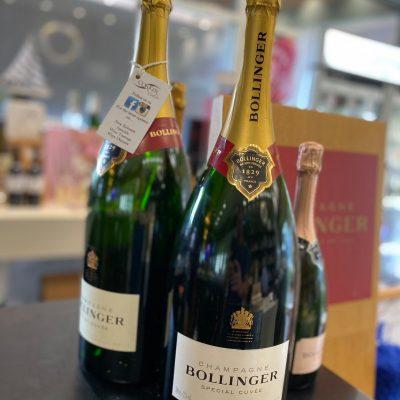 Corker Cellars Champagne