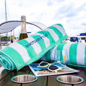 Sanctuary Cove Beach Towel