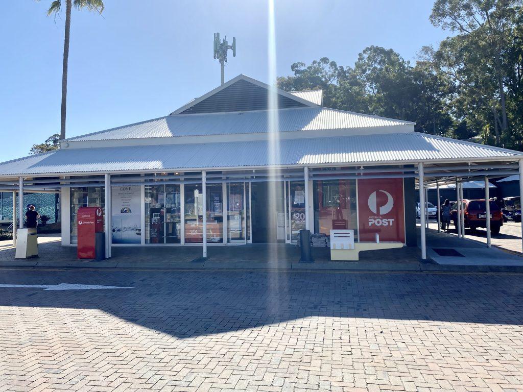 Post Office Sanctuary Cove