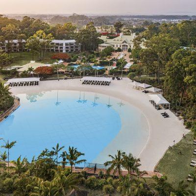 InterContinental Sanctuary Cove Resort - Hero