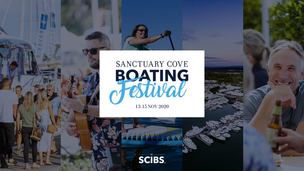 sanctuary cove boating festival