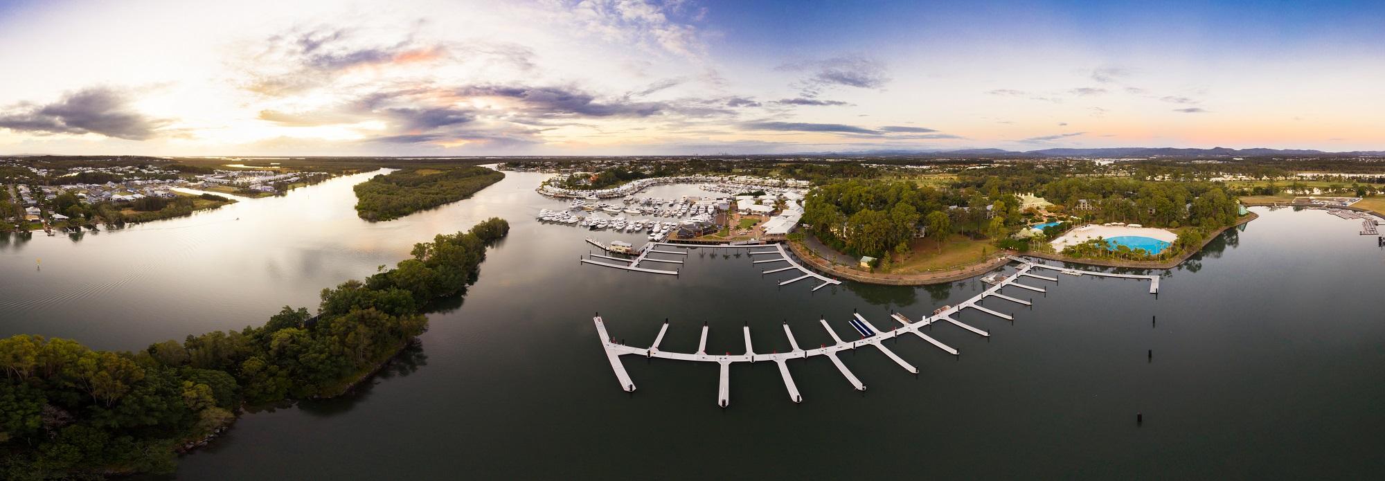 Sanctuary Cove Marina Expansion